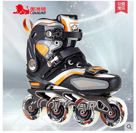 優れた品質インラインスラロームローラースケート靴スラローム