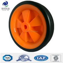 Ab roller exercise wheel 150mm rubber wheel