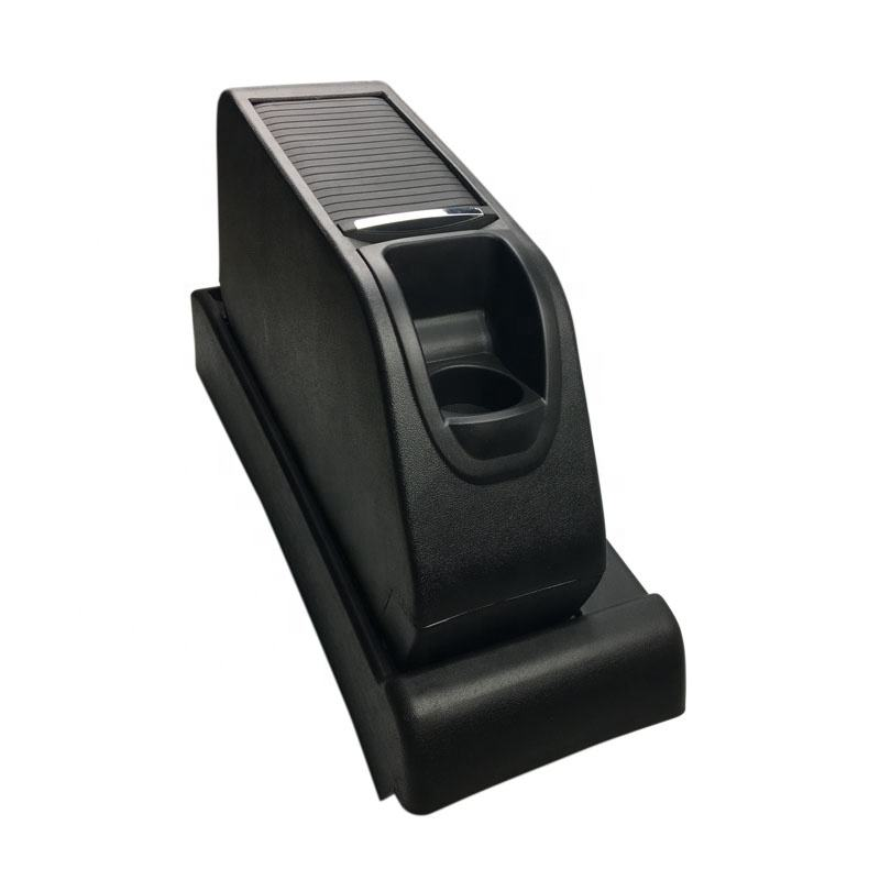 Specail car armrest service console box use for peugeot partner and citroen berlingo