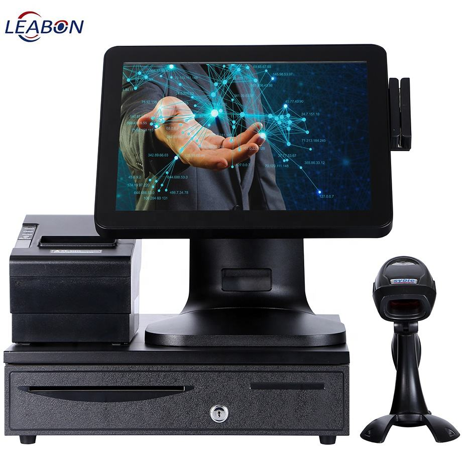 15 inch touch screen Lottery pos terminal for sports betting