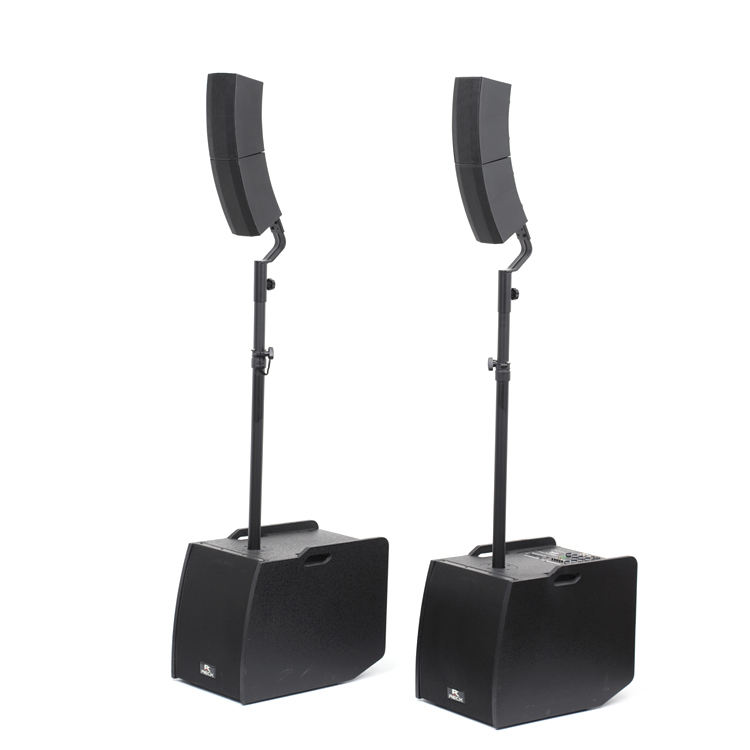 High quality professional active stage speaker sound system