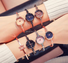 Wholesale New Arrivals wrist watch bangle Watch CHIC ladies watch