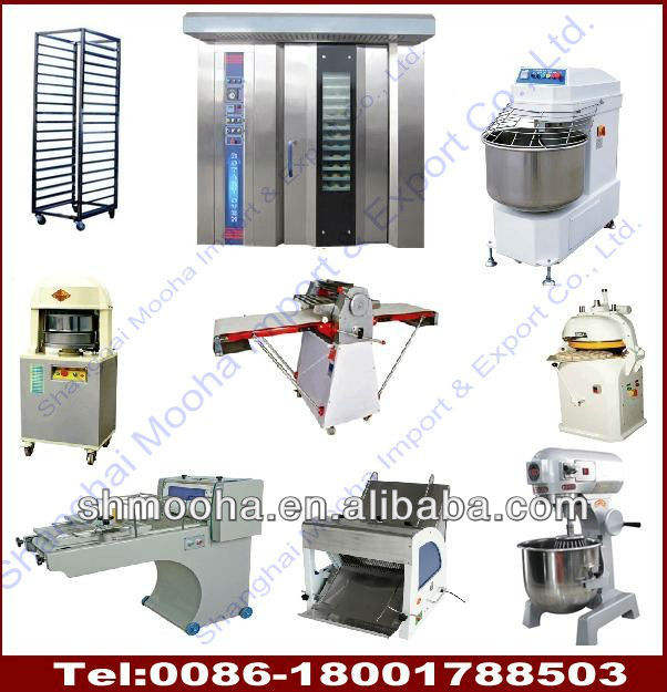 bakery production line for biscuit ,bread ,cake (Manufacturer,CE,new design)