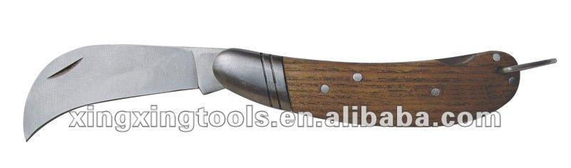 Stainless Steel Drop Forged Grafting Knife