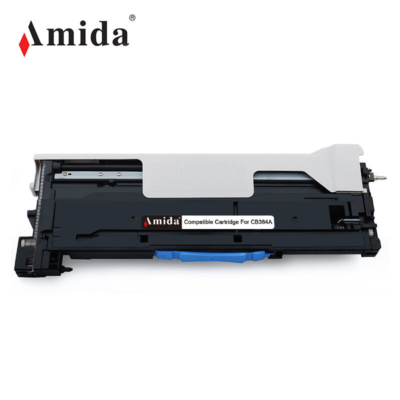 Amida <span class=keywords><strong>Unit</strong></span> Drum CB384A Katrij Toner <span class=keywords><strong>Warna</strong></span> untuk Printer CP6015/CM6030/6040