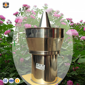 small Perfume rose oil extraction lavender essential oil distiller machine