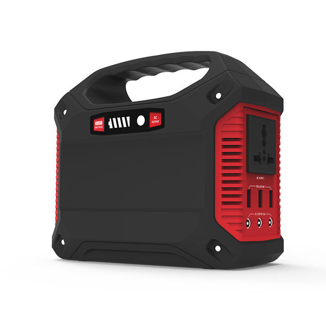 100 W 155Wh 42000 mAh 3.7 V 18650 Lithium Batterij Toepassing Thuis en Normale Specificatie portable solar generator/Station