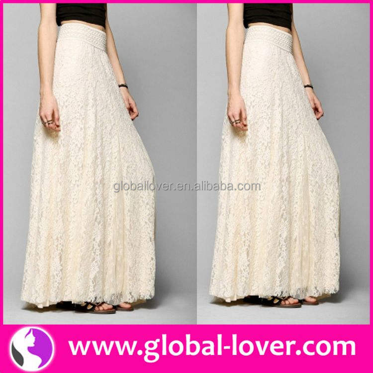 Top qulity lady traditional long skirt