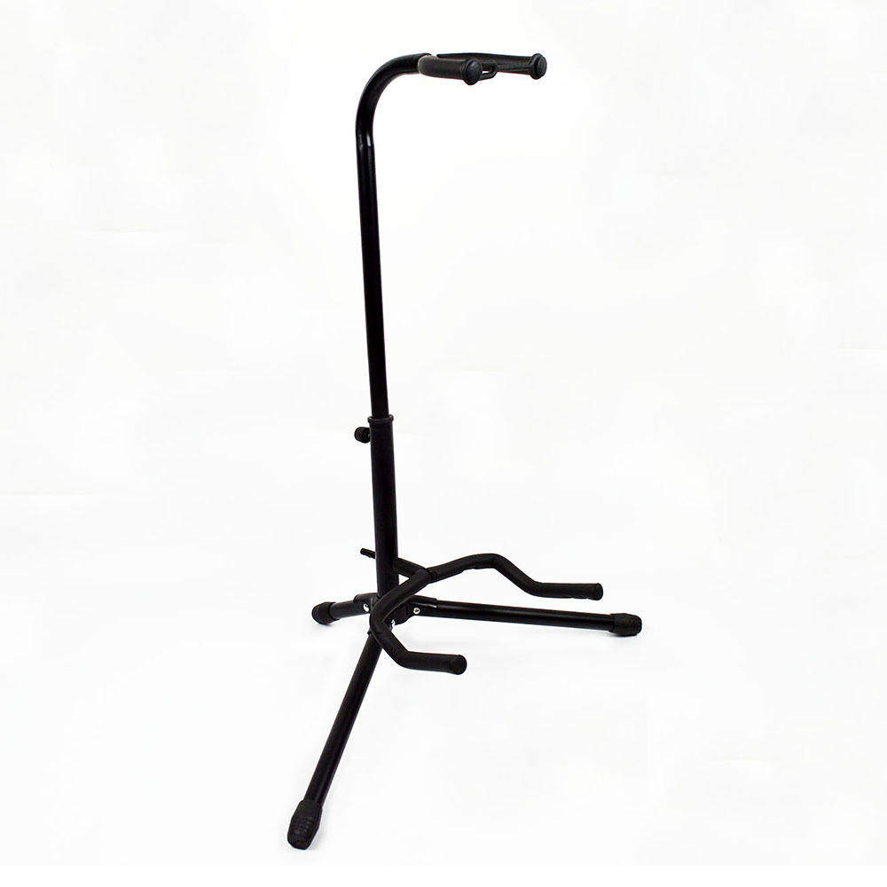 ChromaCast 2 Tier Adjustable Upright Guitar Stand