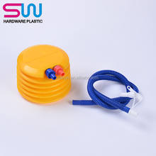 Mini Plastic Foot Air Pressure Pump Inflatable Air Foot Pump for Yoga Balls Stylish and Durable Air