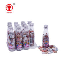 Fruit flavor 40g stone shape candy sweet candy with wishing packing