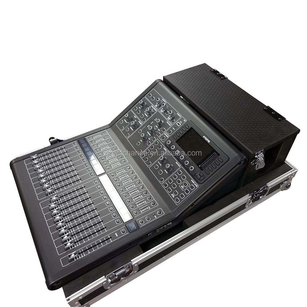 XS-MIDM32RDHW Midas M32R Mixer ATA Case with Wheels +Picks- flight case supplier