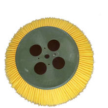 Rotary scrub brushes polishing cleaning brush
