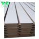 18mm slotted mdf /groove mdf/slotted wall panel with hooks