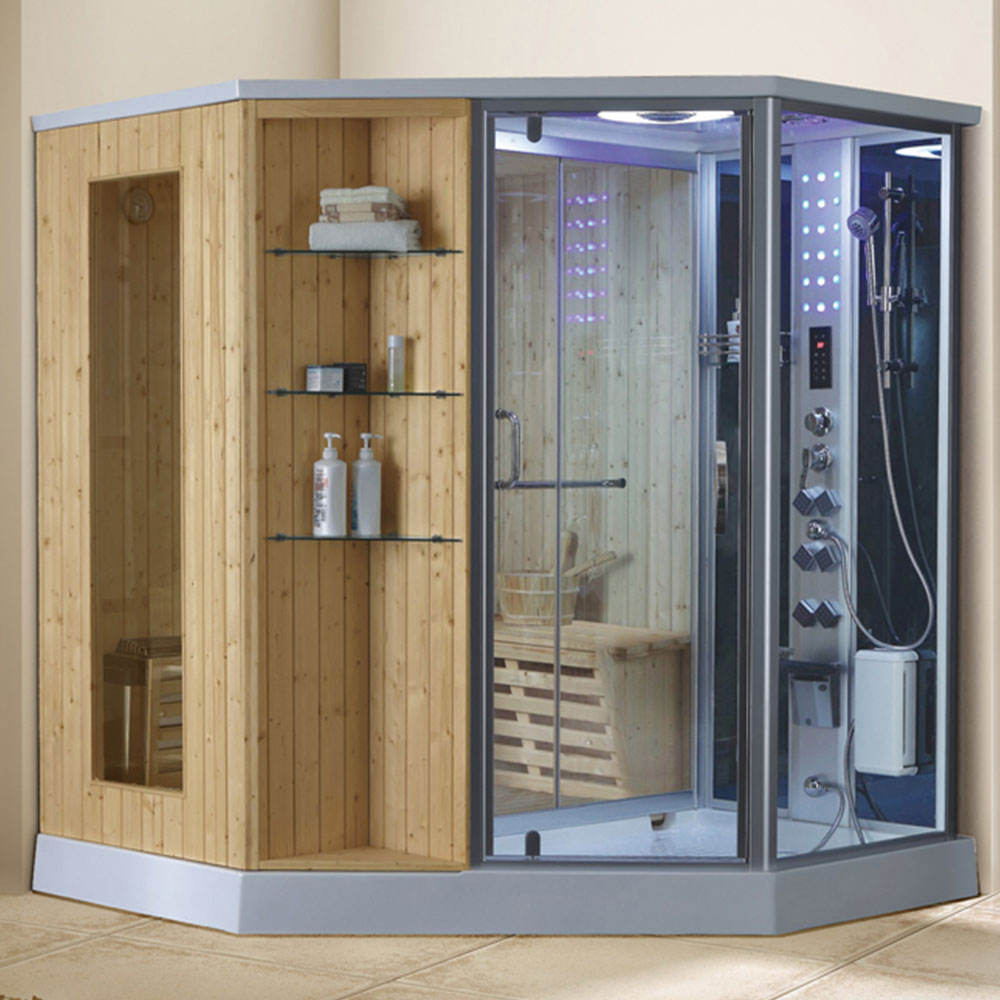 Latest wooden furniture designs infrared sauna steam (D581)