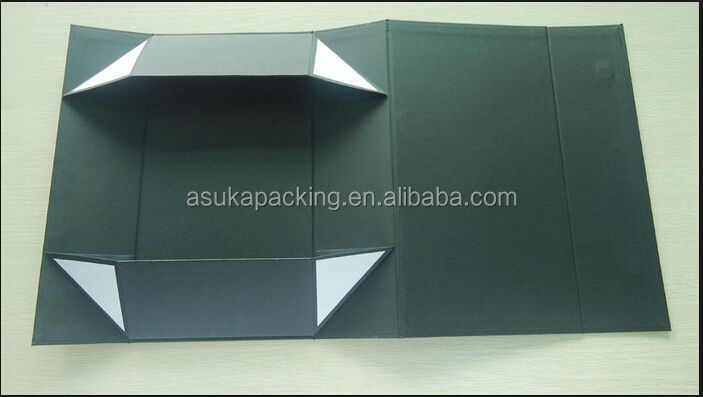 Paper collapsible gift box give us your design we custom for you