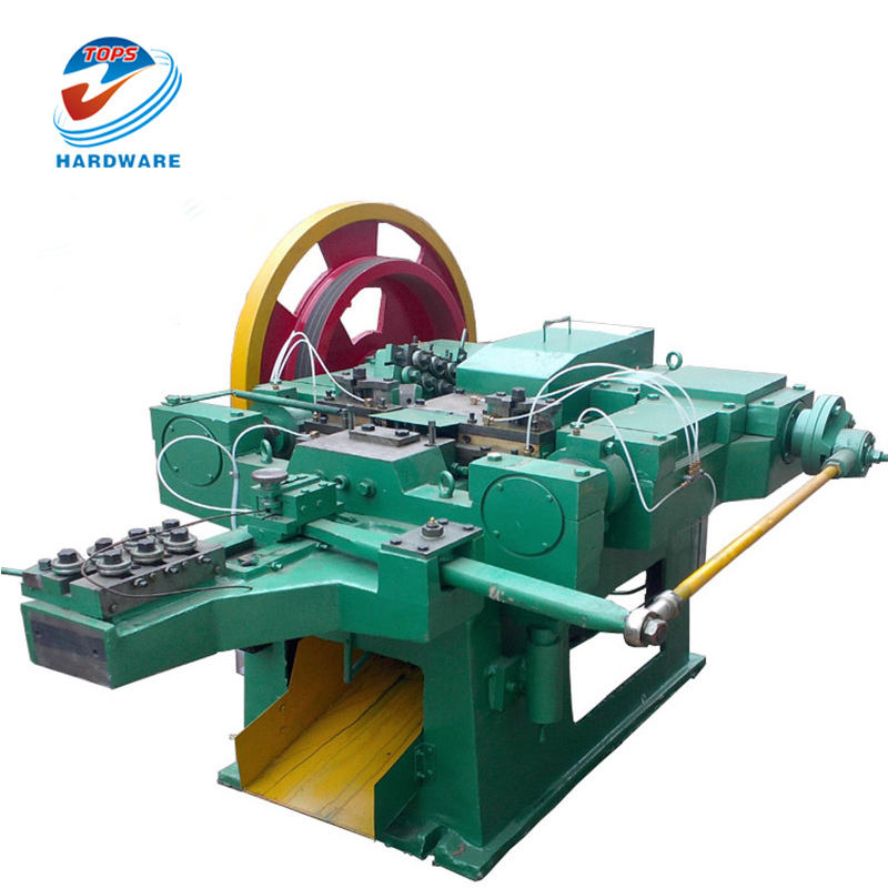 High quality Z94 series automatic steel wire nail making machine price