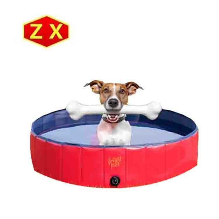 pvc foldable pet bath pool portable dog cat spa pool swimming pool
