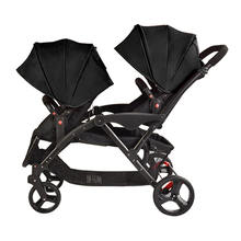 Premium quality baby strollers double twin / baby strollers for two kids