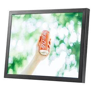 4:3 Square Touch Screen Open Frame LCD Monitor 10 12 13 14 15 17 19 inch Industrial LCD Monitor