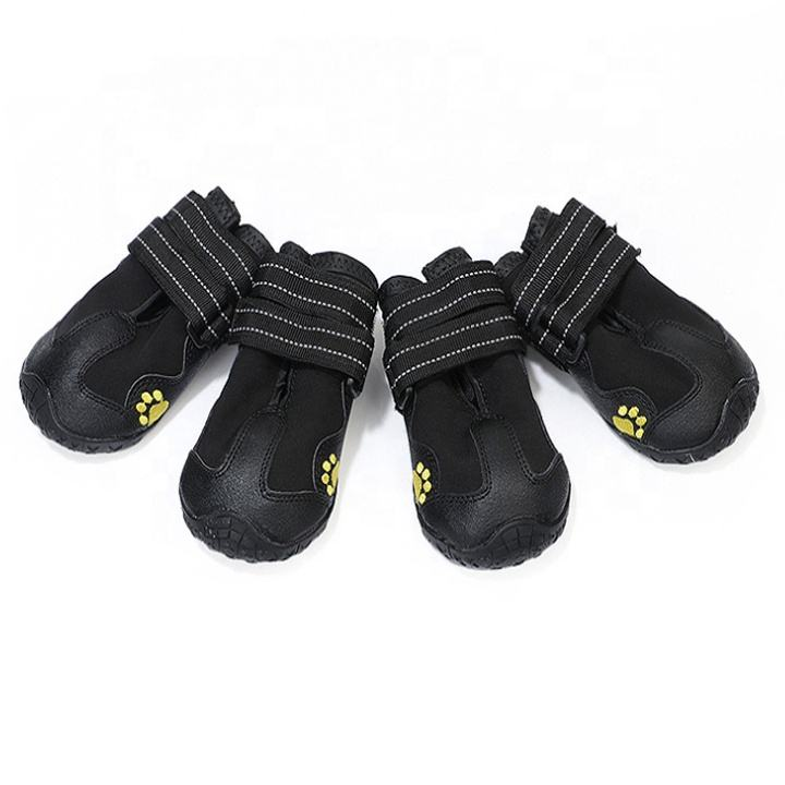 Cute Pet Anti-Slip Waterproof High Quality Dog Boots Shoes apparel