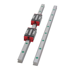 Factory price HGH  series cnc linear guide