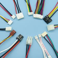 Custom Cable assembly /Molex Connector/JST Connector Cables supplier