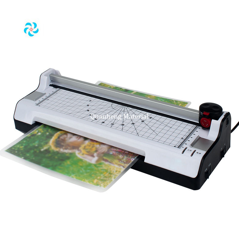 Koud & hot Multi-fuction A3 laminator met papier trimmer en hoek cutter