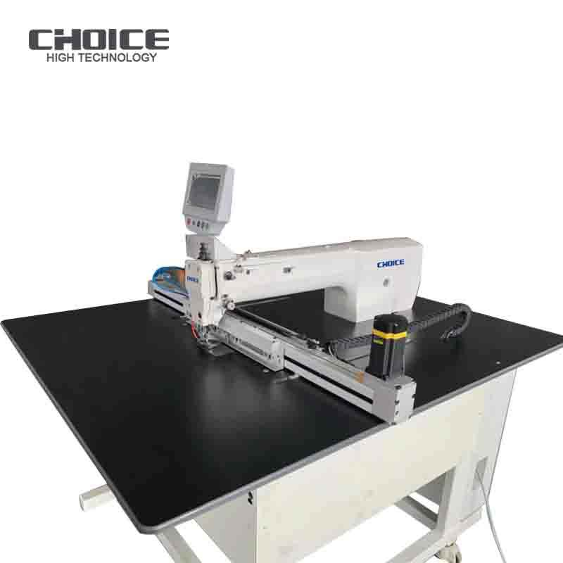 GC4080 Automatic template sewing machine industrial sewing size 40x80cm