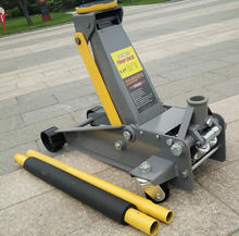 Auto repair tool 3T hydraulic car floor jack with CE certificate