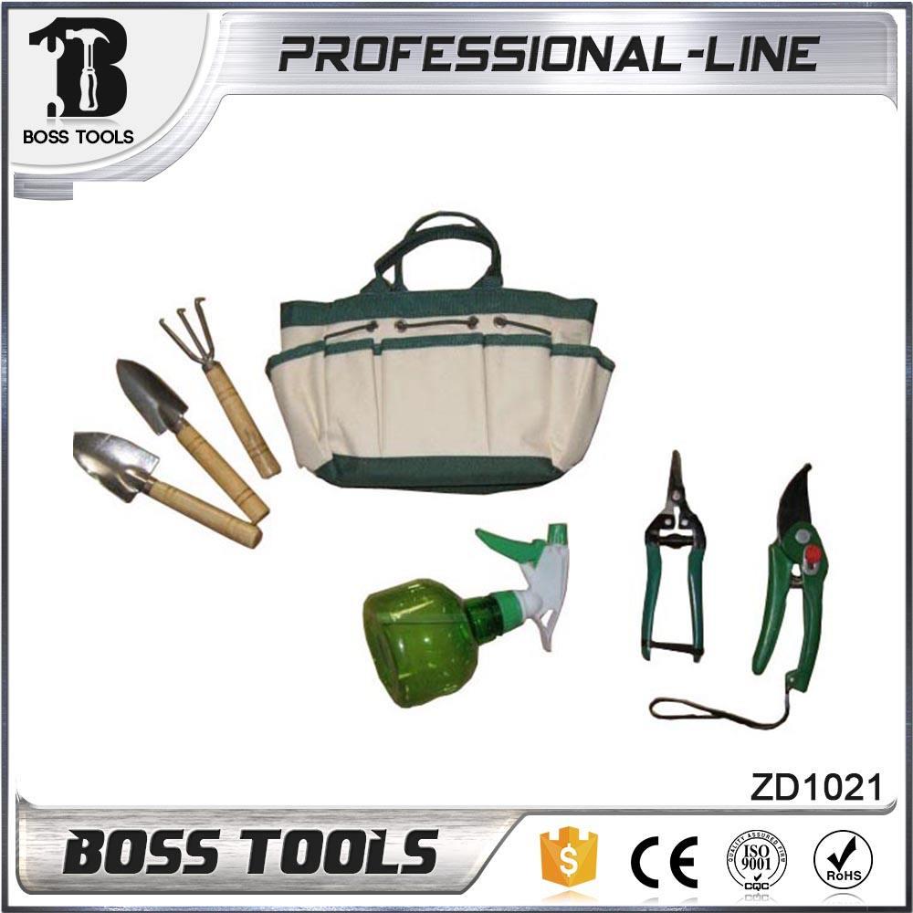 가져 오기 정원 도구 가방 플라스틱 미니 장난감 삽 대량 구매 가위 도구 대량