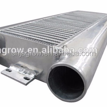 "האלומיניום הטורבו Intercooler 25.5 ""x 13"" x 3.5 "", 3.5"" ליבה: 24 ""x 7"" x 3.5 "", 3"" מפרצון & Outlet"