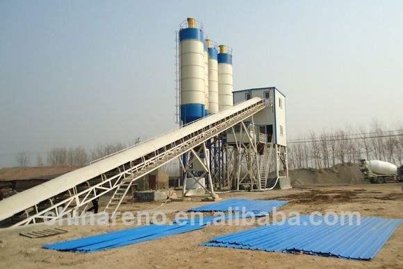 ready mixed de mezcla de concreto de la torre hecha en china