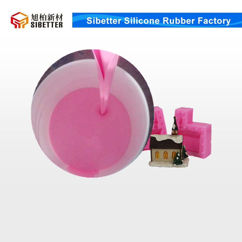 40 Shore Manual Mould Making RTV 2 Silicone for Plastic