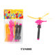 pull string flying toy, flying toy airplane, flying toy plane
