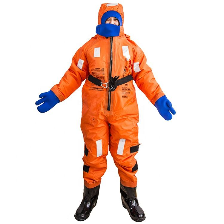 CCS approved survival suit
