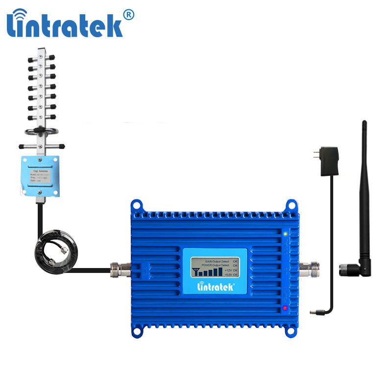 Lintratek LTE 1800Mhz 4G amplifier band 3 mobile phone signal booster DCS b3 amplifier made in china