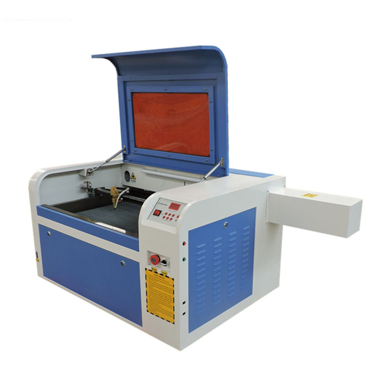 Acrylic crafts laser cutting machine price is low 4060 6040