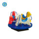 Outdoor playground plastic rocking horse, kids outdoor play ground spring riders