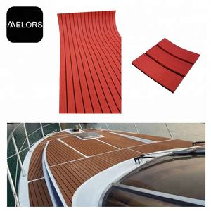 Melors Marine Teak Flooring Synthetic Flooring Foam Teck Deck