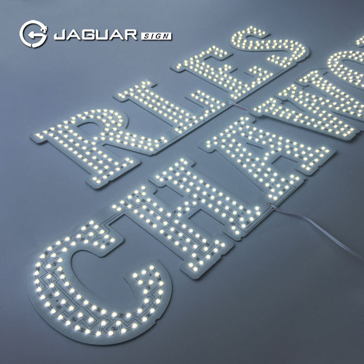 Factory Wholesale Outdoor Waterproof High Brightness SMD LED PCB Letter