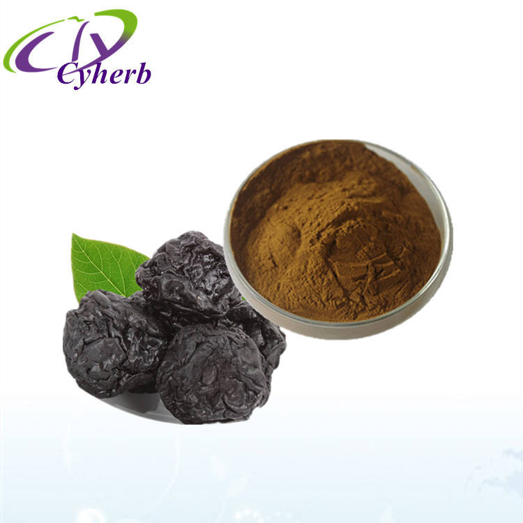 Best selling Pure black plum extract/Jamun seed Extract/frctus mume extract 5:1,10:1,20:1 for beverage raw material