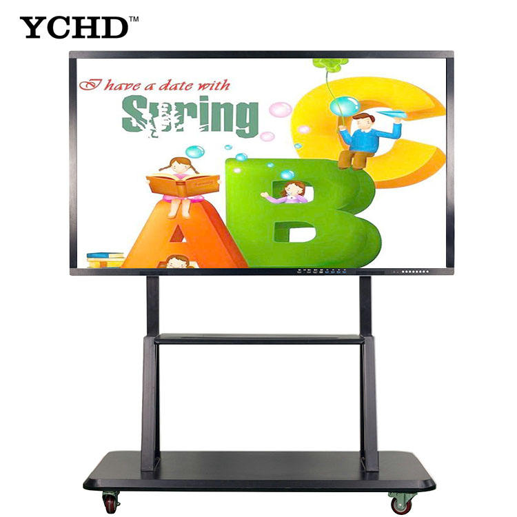 UHD 4 천개 touch screen monitor 인터랙티브 flat panel all in one pc