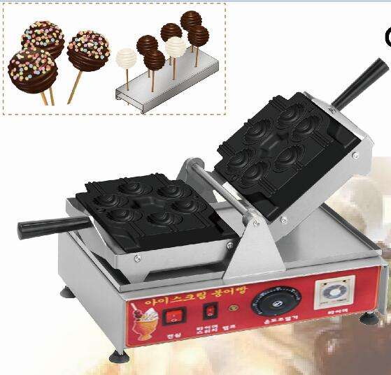 lollipop waffle maker, high quality belgian waffle maker, waffer biscuits