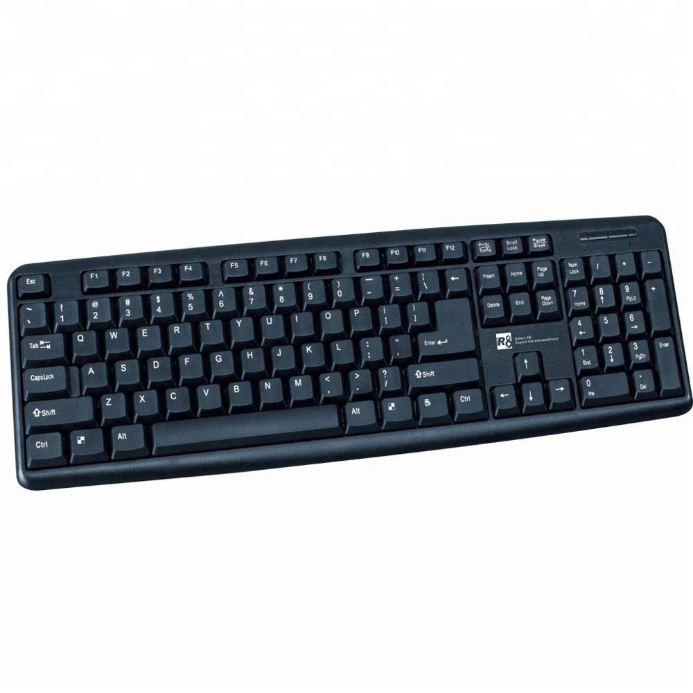 Wholesale Best Price With Waterproof Professional Office Standard Keyboard With US Layout