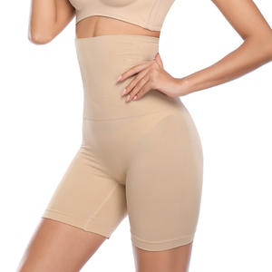 Customized High Waisted Seamless Tummy Control Shapewear For Women