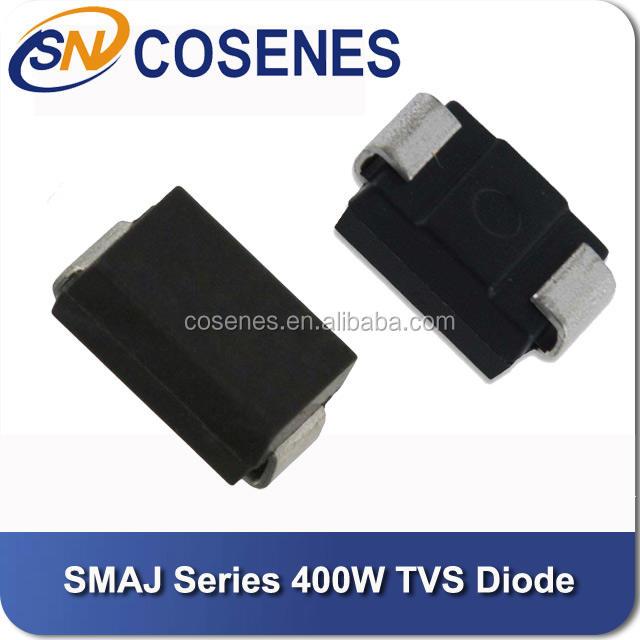 TVS DIODE 110V 177V SMC SMCJ110CA Pack of 100