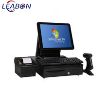 Cheap Cash Register Ordering Systems Touch Screen Pos Cashier