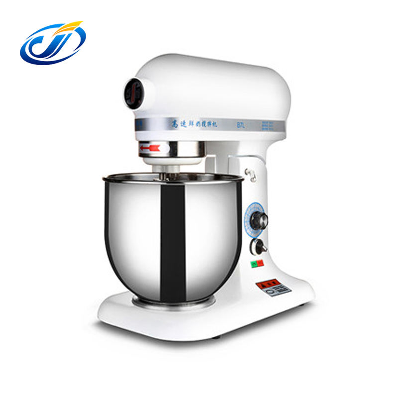 Cheap kitchen electric 7 litre 15kg egg beater machine food blender cake chocolate milk cream bread mixer with bowl