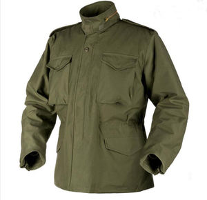 New Design Wholesale Army M65 Army Jacket Military Uniform Olive Green Military Uniform Jacket For Winter